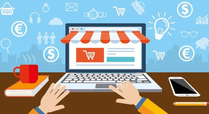 Hình thức kinh doanh online đang rất được các nhà kinh doanh ưa chuộng