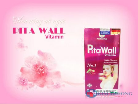 Sản phẩm nở ngực viên uống tăng vòng 1 Pitawall Vitamin