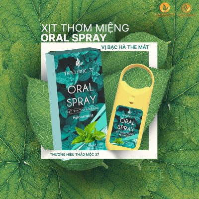 Xịt thơm miệng Oral Spray