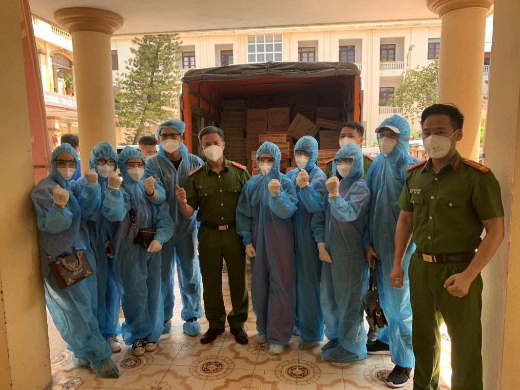 Thảo Mộc 37 - Chung tay cùng Bắc Giang chống dịch